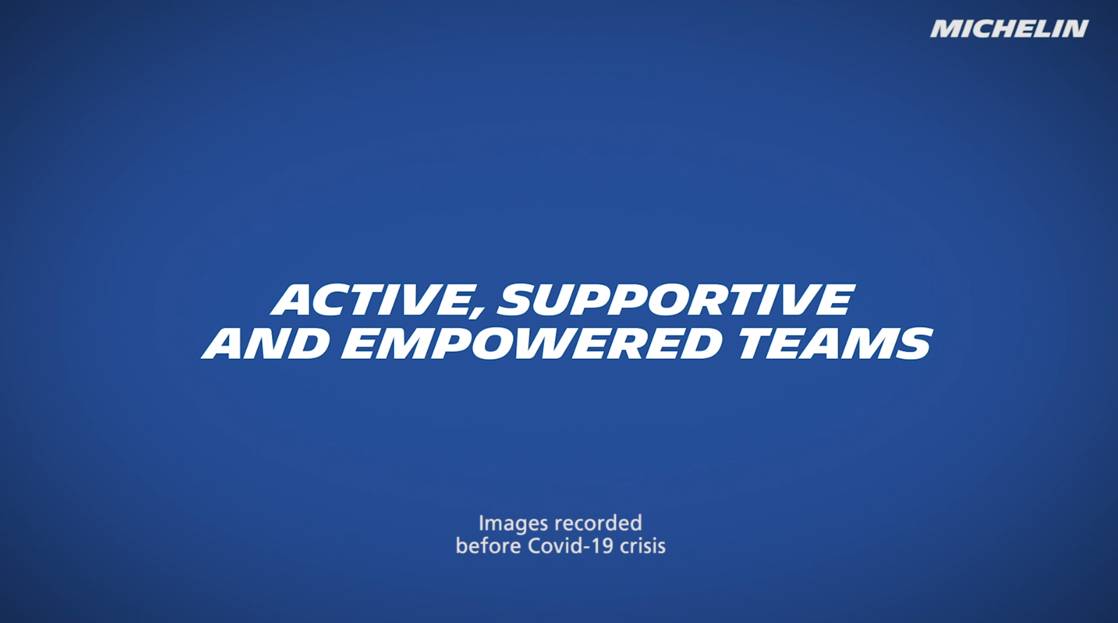Discover: Active, supportive and empowered teams