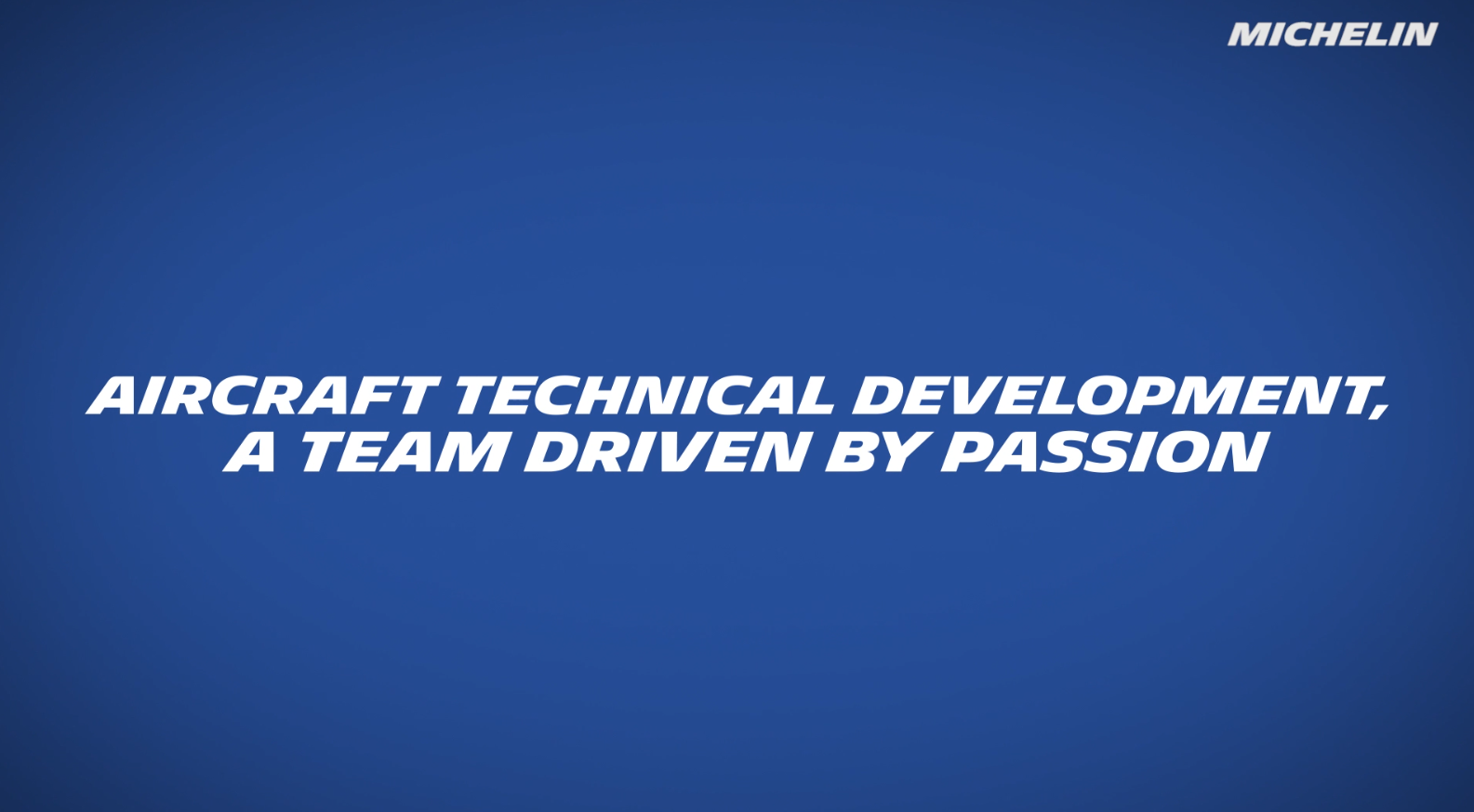 Discover: Aircraft technical development, a team driven by passion